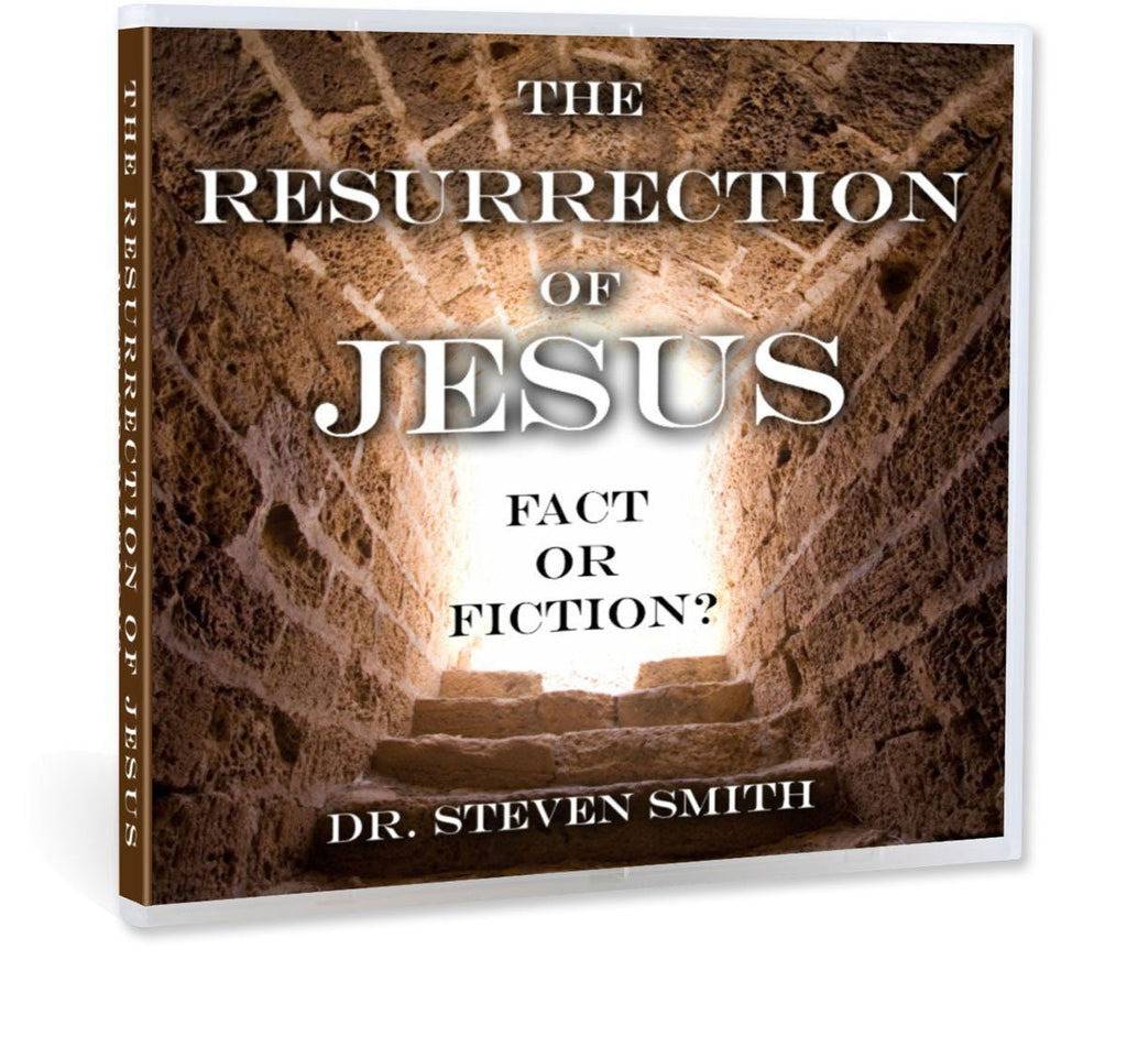 Dr. Steven Smith makes the historical case for the Resurrection as the best explanation for Jesus' empty tomb on Easter Sunday (CD).