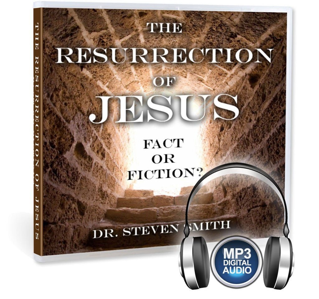 Dr. Steven Smith makes the historical case for the Resurrection as the best explanation for Jesus' empty tomb on Easter Sunday (MP3).