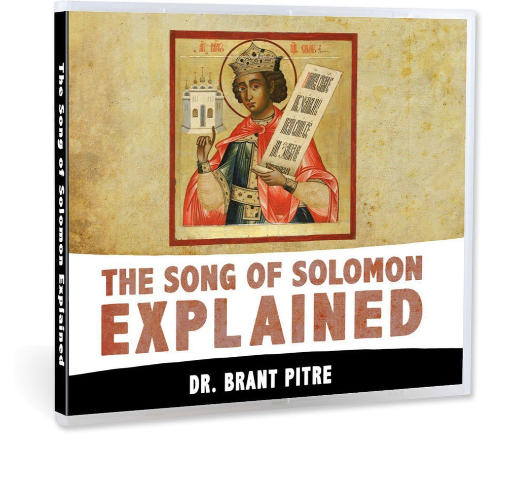 What is the Song of Solomon (also known as the Song of Songs) all about?  How did ancient Jewish audiences understand this book and what does it have to do with the end of time and the Jewish Temple (CD).
