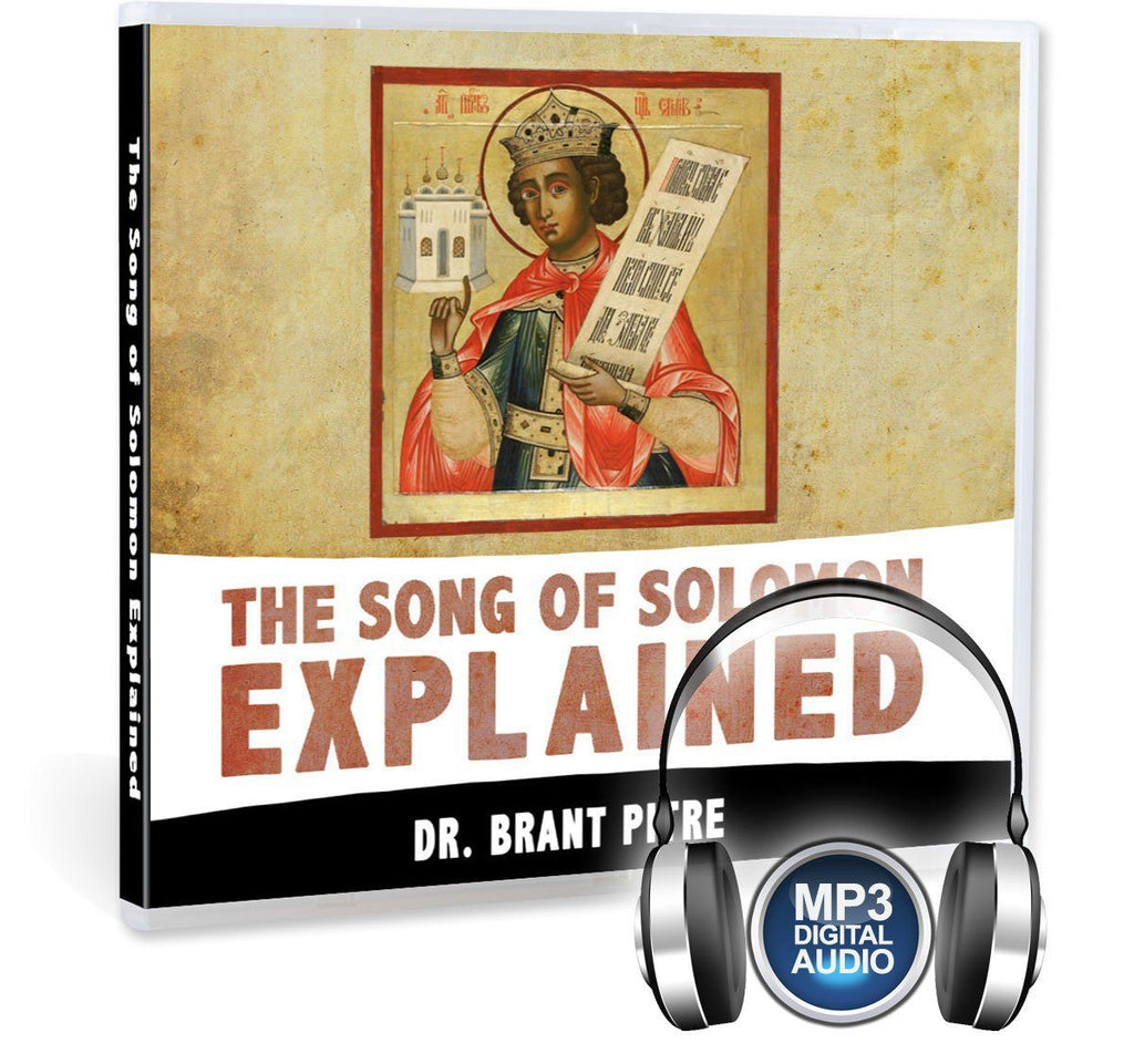 What is the Song of Solomon (also known as the Song of Songs) all about?  How did ancient Jewish audiences understand this book and what does it have to do with the end of time and the Jewish Temple (MP3).