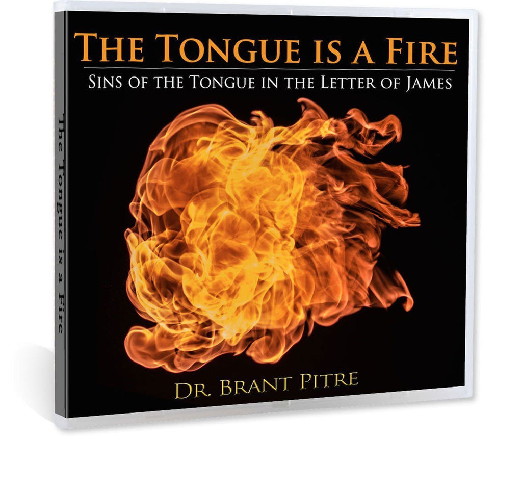 Learn about the sins of the tongue in this Bible study from the Book of James: Calumny, lying, coarse jokes, slander, detraction, and rash judgment (CD).
