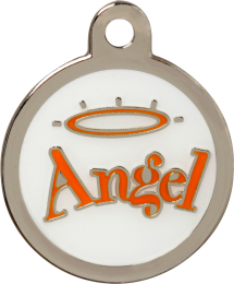 Angel Pet Tag - Bow Wow