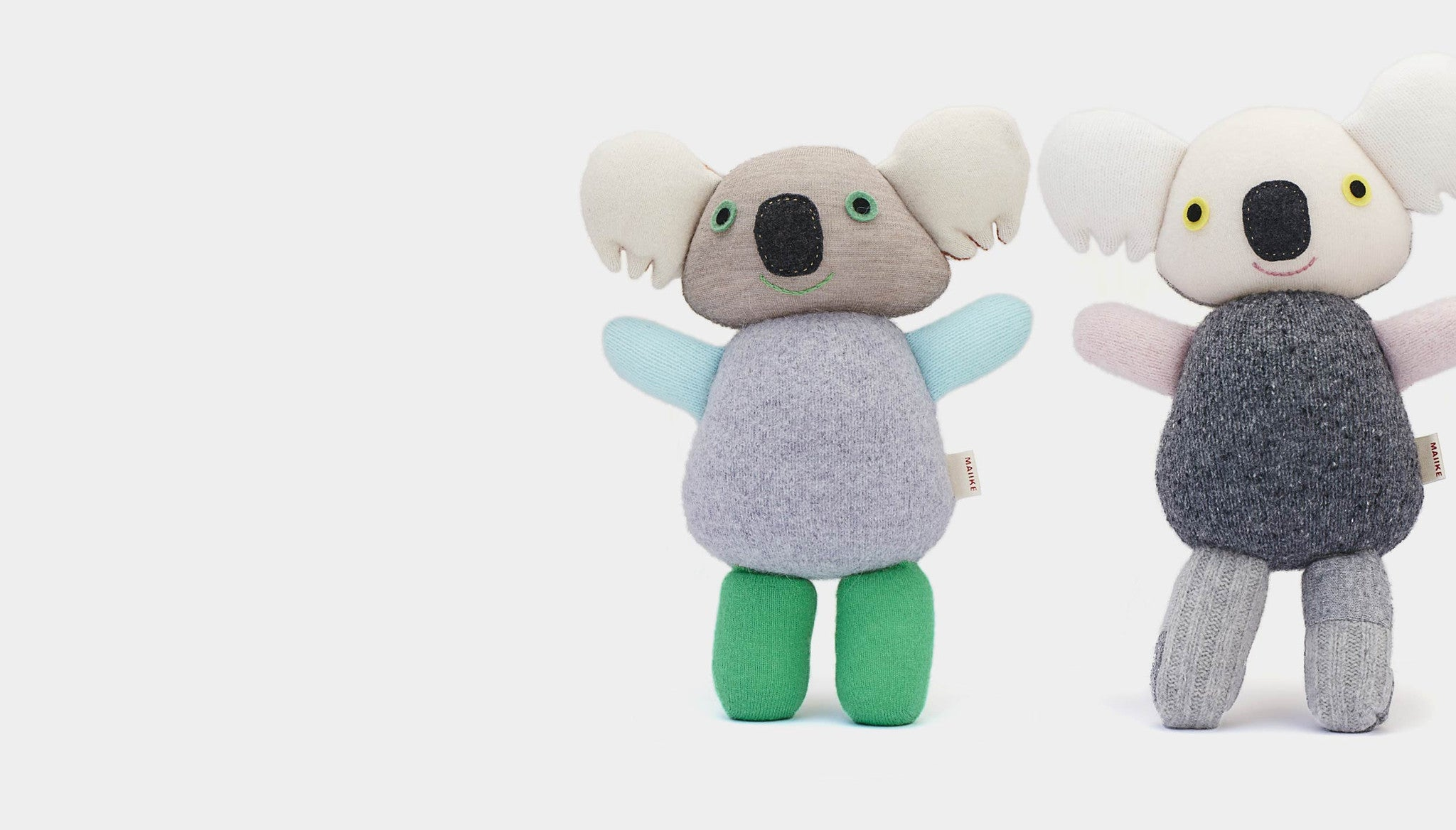 Unique handmade koalas — Launch