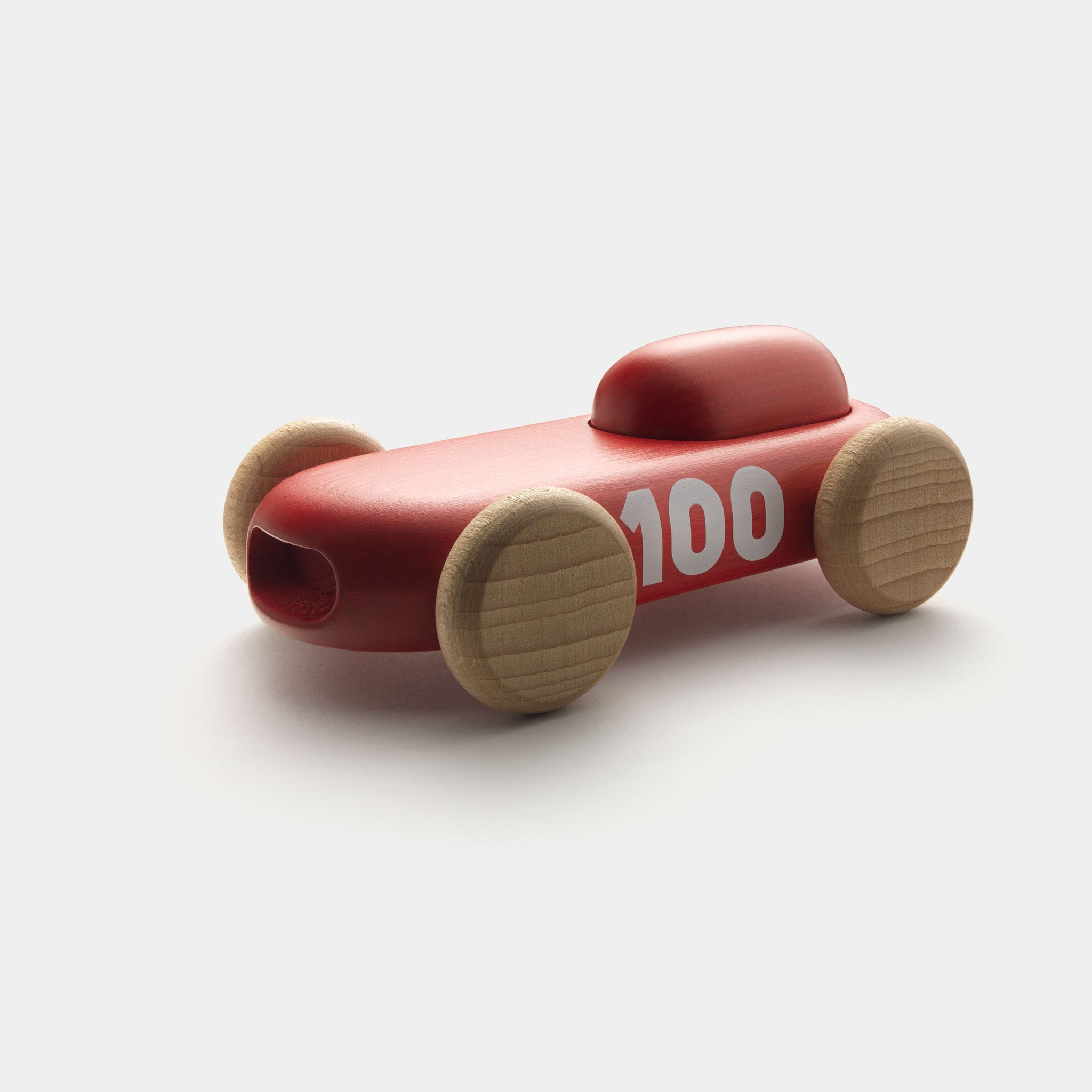 100 Racer Car — Numbered Limited Edition