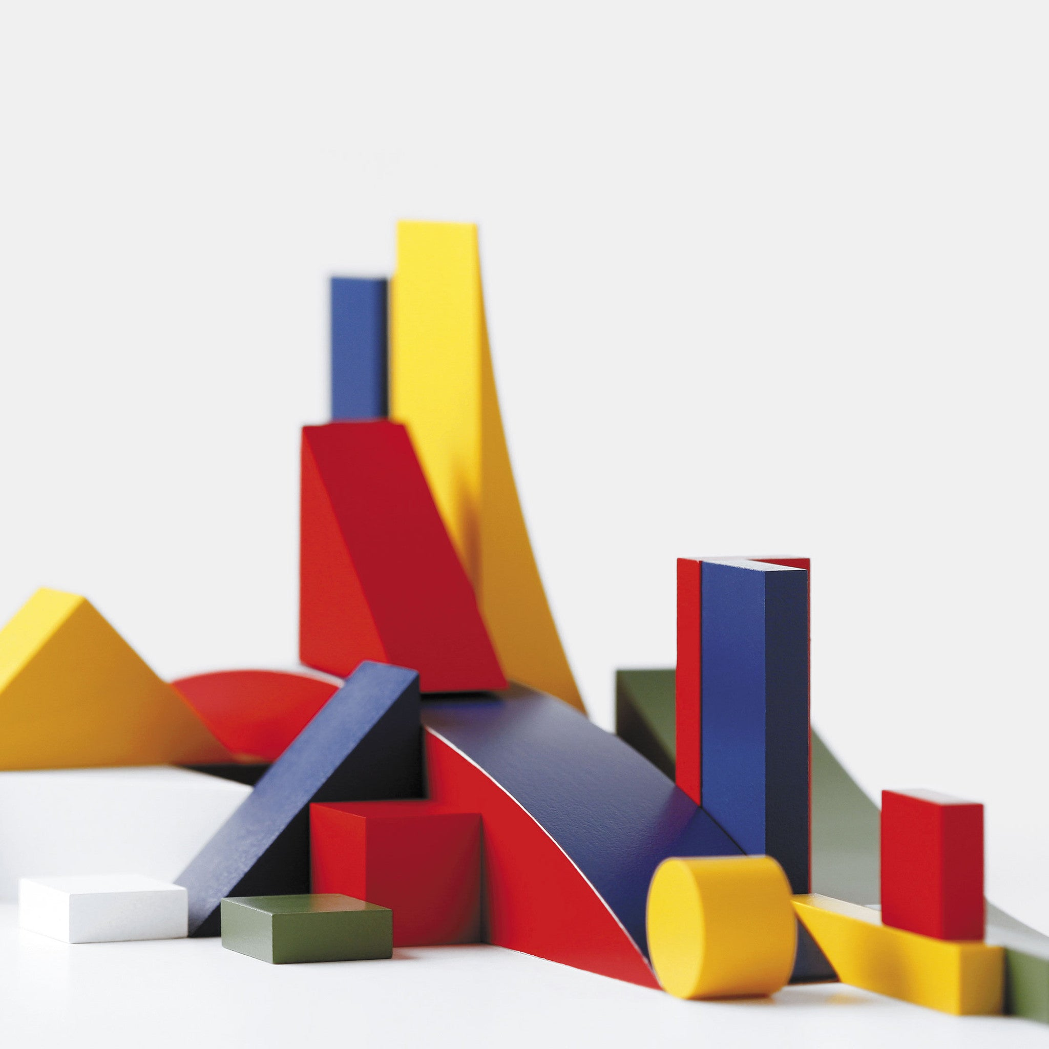 Bauhaus Building Blocks Maammo