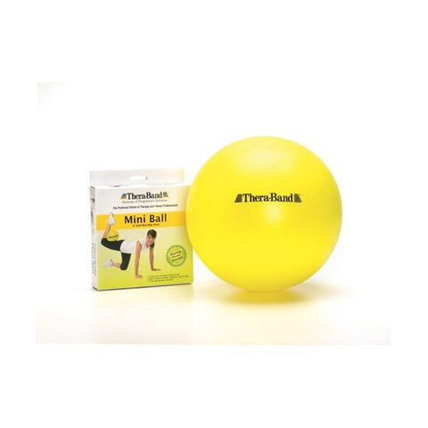 Thera-Band Mini Ball, 9 inches - SelfCareCentral - Thera-Band