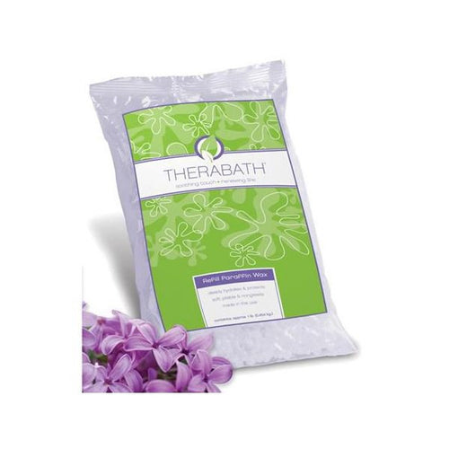 Therabath Paraffin Refill Wax 6 lbs Lavender - SelfCareCentral - Therabath