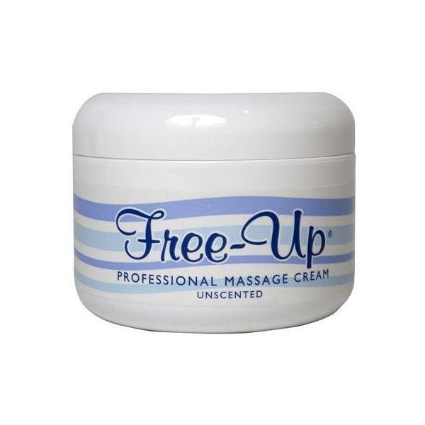Free-Up Massage Cream 16 oz Unscented - SelfCareCentral - Pre-Pak