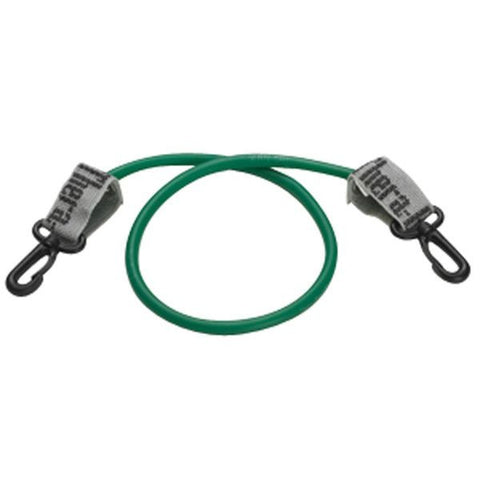 "Thera-Band Tubing with Connectors 12"" Green - SelfCareCentral - Thera-Band"