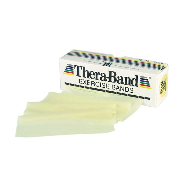 Thera-Band 6 Yard Roll, Tan Extra Thin - SelfCareCentral - Thera-Band