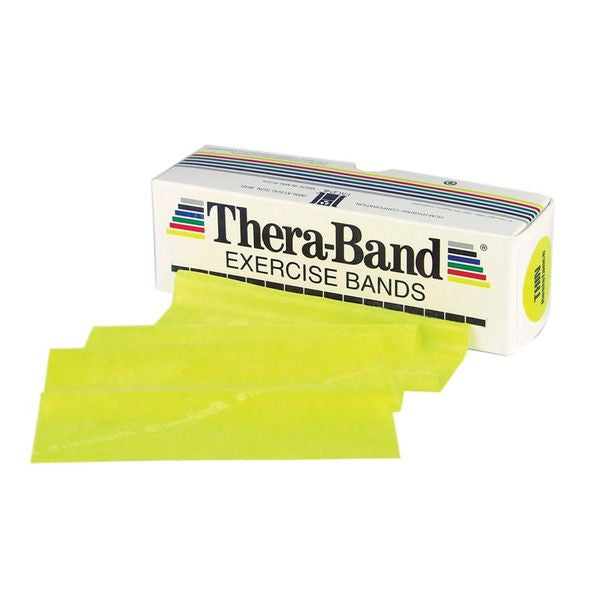 Thera-Band 6 Yard Roll, Yellow Thin - SelfCareCentral - Thera-Band