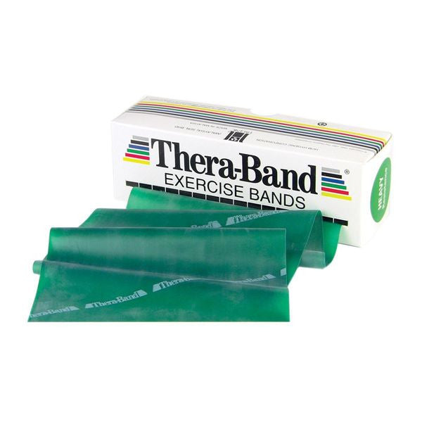 Thera-Band 6 Yard Roll, Green Heavy - SelfCareCentral - Thera-Band