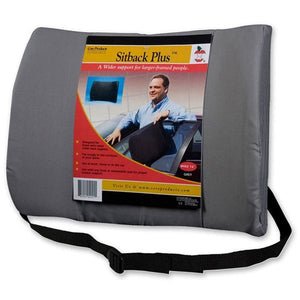 Sitback Rest Standard, Gray - SelfCareCentral - Core Products