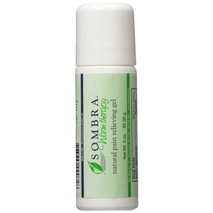 Sombra Original Warm Therapy 3 oz Roll-On - SelfCareCentral - Sombra