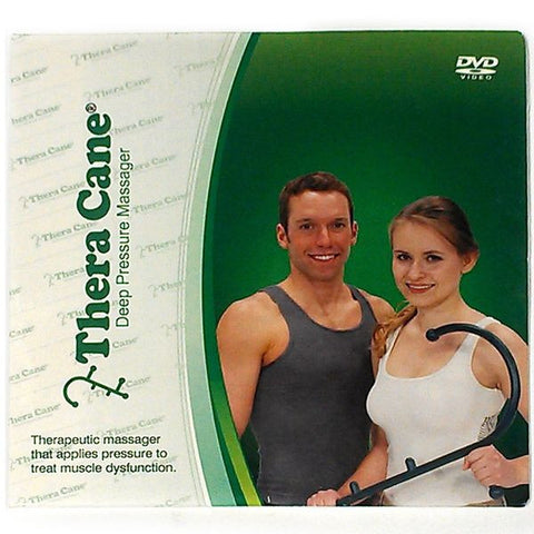 Thera Cane Instructional DVD - SelfCareCentral - Thera Cane