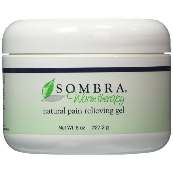 Sombra Original Warm Therapy 8 oz Jar - SelfCareCentral - Sombra