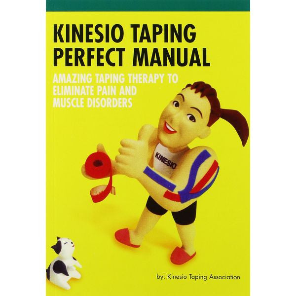 Kinesio Taping Perfect Manual - SelfCareCentral - Dynatronics - 1