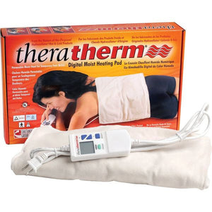 "Theratherm Digital Moist Heat Pack Medium 14"" x 14"" - SelfCareCentral - TheraTherm"
