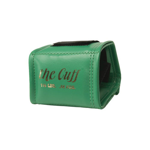 The Original Cuff Weight 1.5 lbs Olive - SelfCareCentral - CanDo