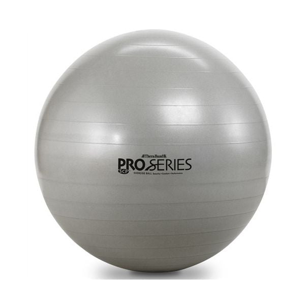 Thera-Band Pro Series Slow-Deflate Exercise Balls 85 cm - SelfCareCentral - Thera-Band