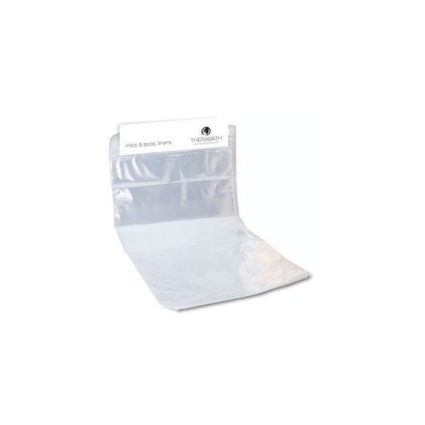 Therabath Disposable Mitt and Boot Liners 100/Pack - SelfCareCentral - Therabath