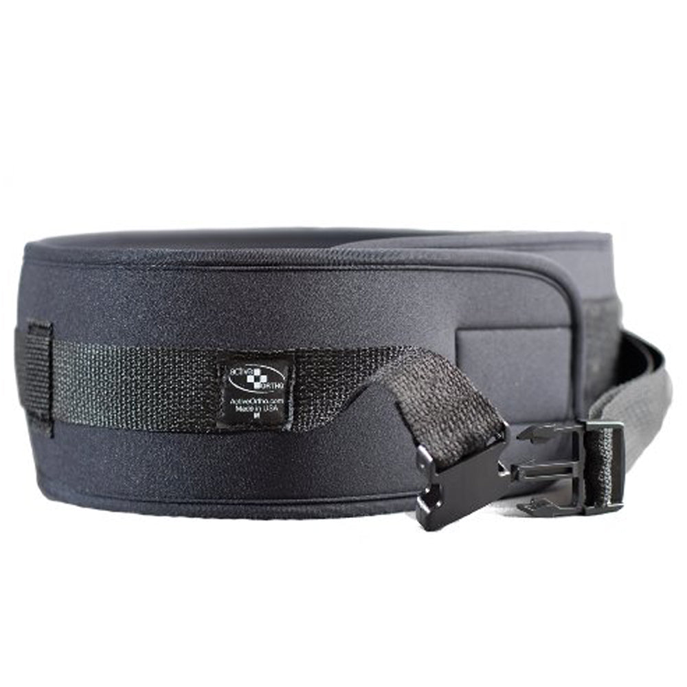 active ortho black sacroiliac belt