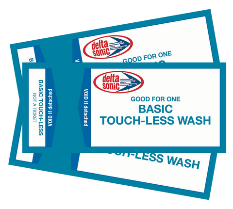 Three Basic Touch-Less Car Washes