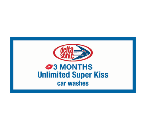 3 Months Unlimited Super Kiss