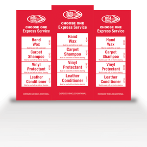 Express Services Ticket 3 Pack