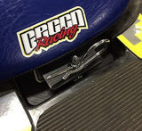 CAN AM G2 RENEGADE SEAT LATCH TETHER 2012-19