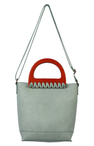 Soul Satchel in Silver