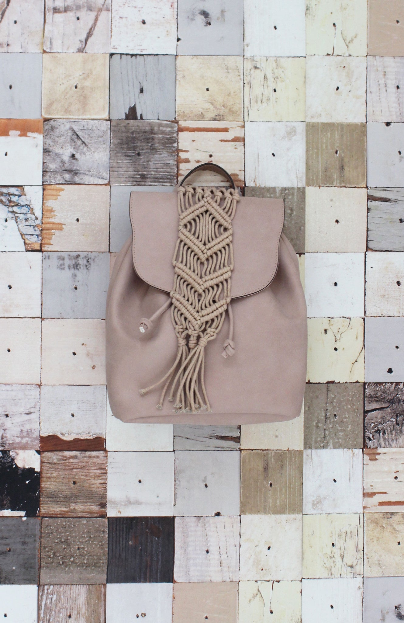 Summer Goodness Backpack in Blush