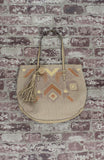 Natural Instincts Tote in Tan