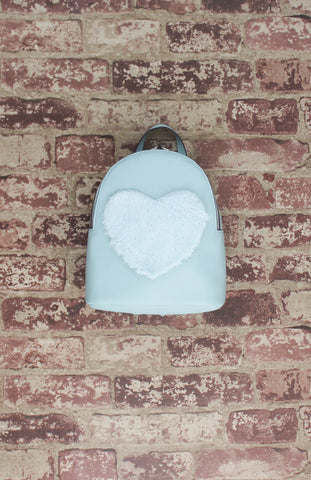 Love Furever Backpack in Mint