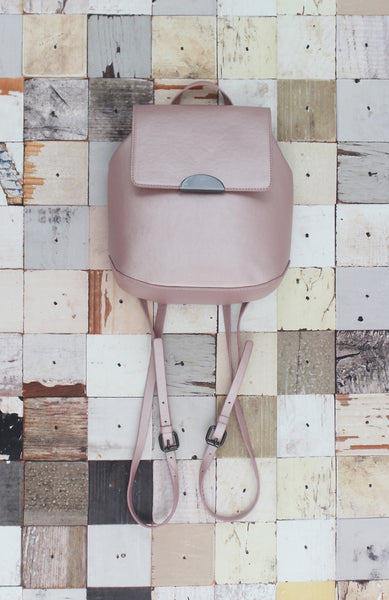 Nora Backpack in Blush