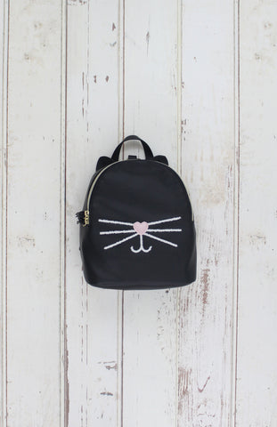 Check Meowt Backpack