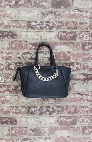 Adeline Satchel in Black