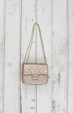 Charlotte Crossbody in Gold