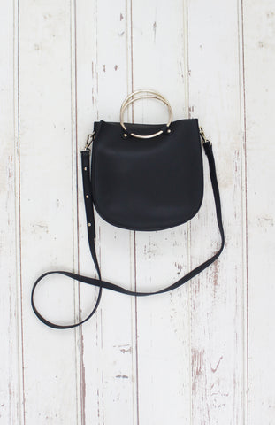 Harper Ring Handle Crossbody