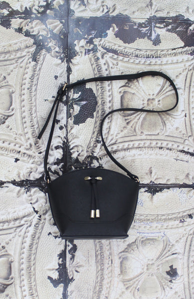 Isabella Crossbody in Black