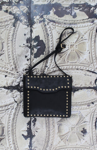 Ava Crossbody in Black