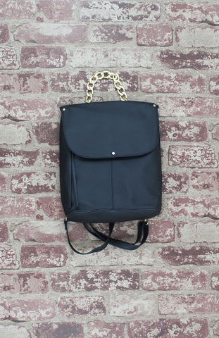 Skylar Backpack in Black