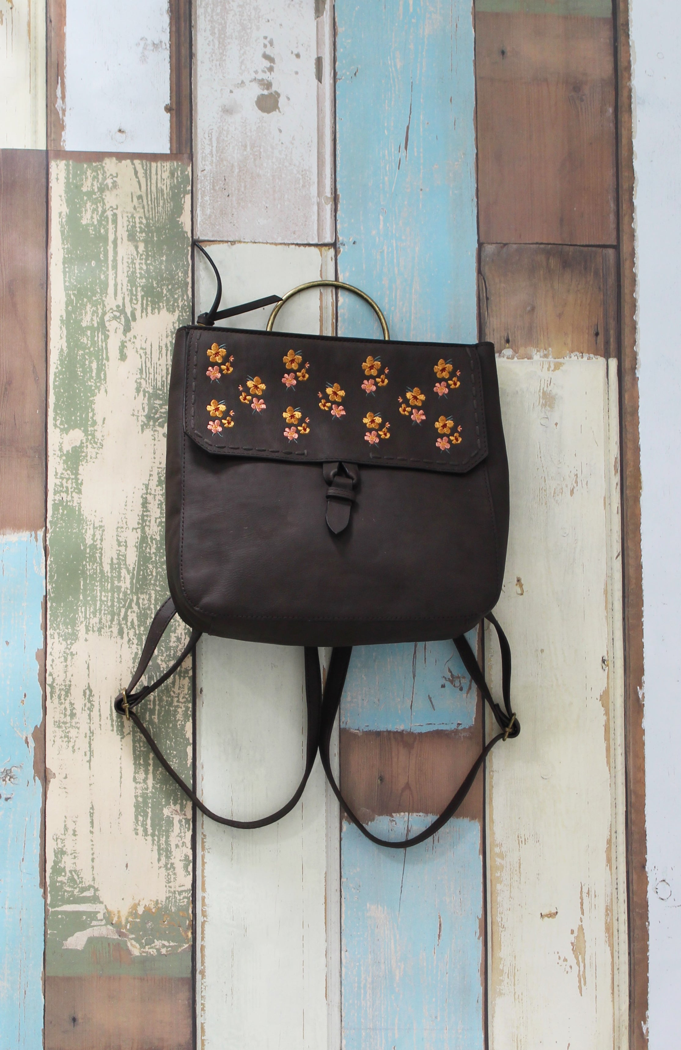 Madi Backpack in Brown