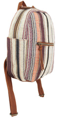 Soda Pop Backpack in Natural