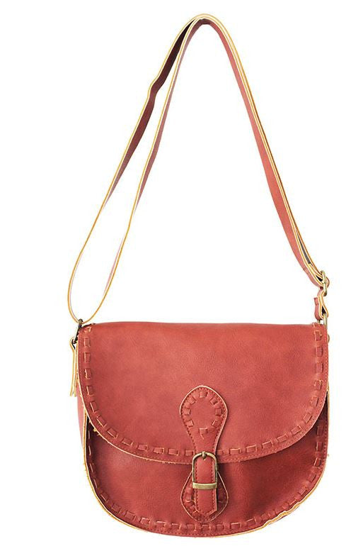 All We Are Flap Cross Body