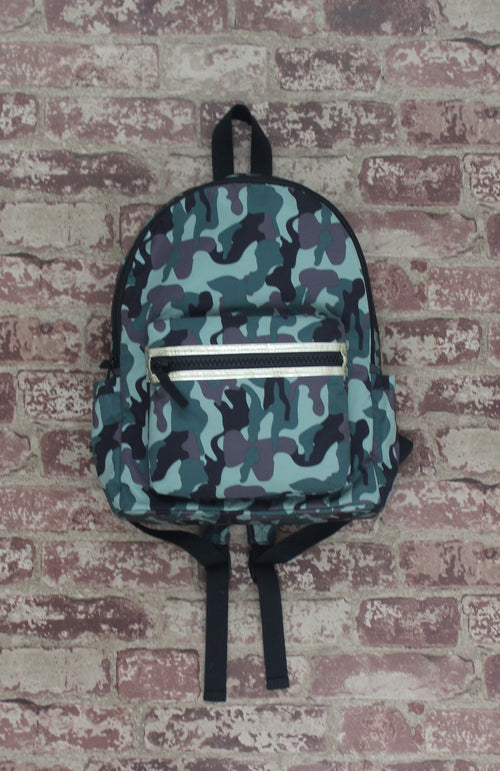 Campus Backpack in Camouflage