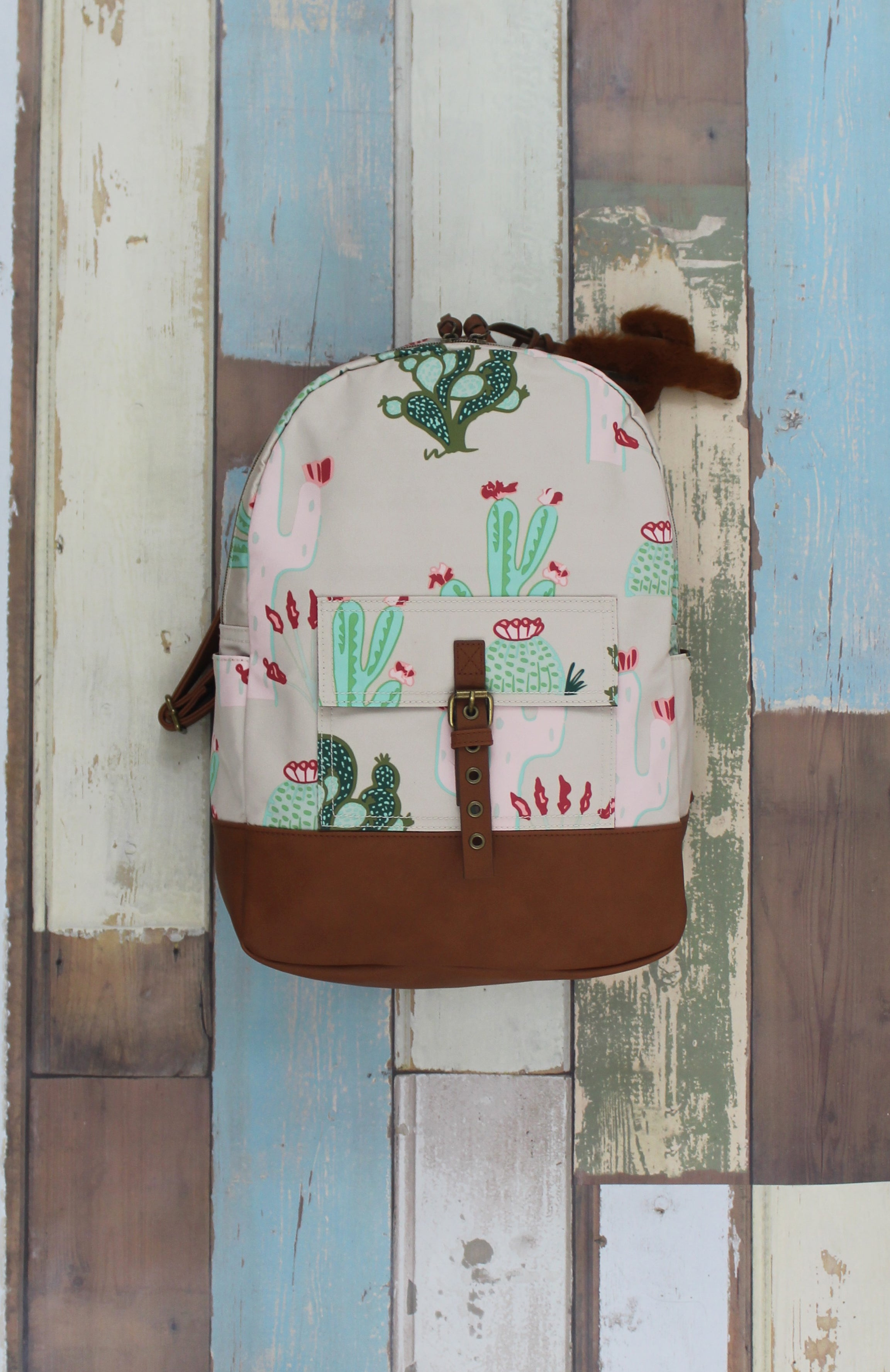 Tara Backpack in Cactus