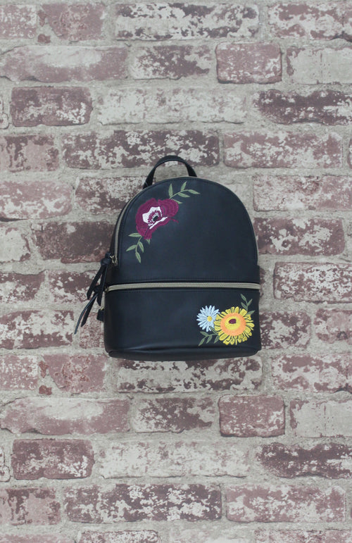 Jackie Backpack in Black
