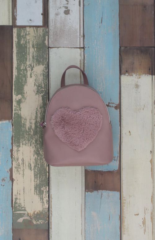 Love Furever Backpack in Lilac