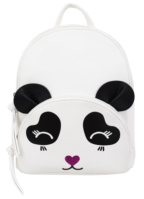 Panda Pocket Emma Backpack